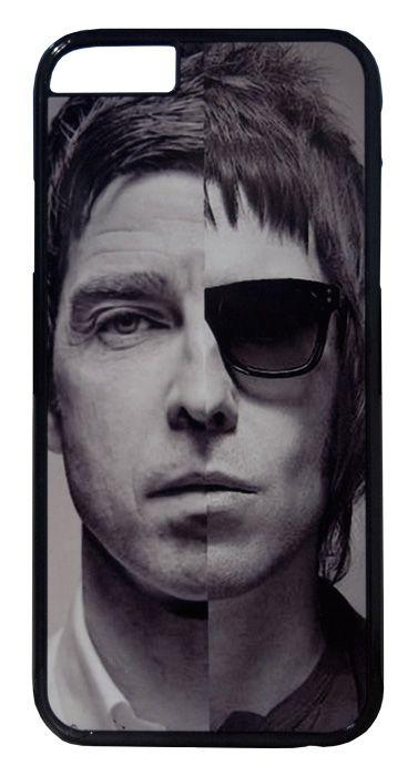 【Oasis/Noel Gallagher & Liam Gallagher】オアシス ノエル・ギャラガー&リアム・ギャラガー iPhone6/6s カバー