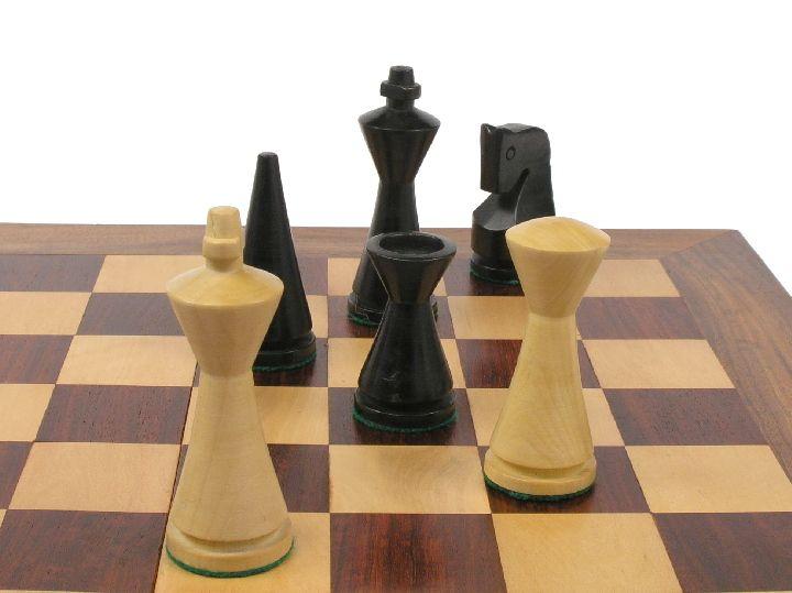 Contemporary Modern Chess Set