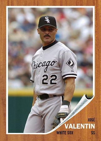 62t José Valentin White Sox