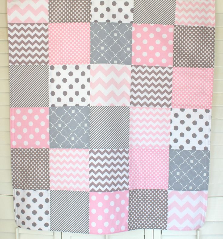 Baby+Girl+Blanket+Nursery+Decor+Crib+Blanket+by+theredpistachio,+$56.50