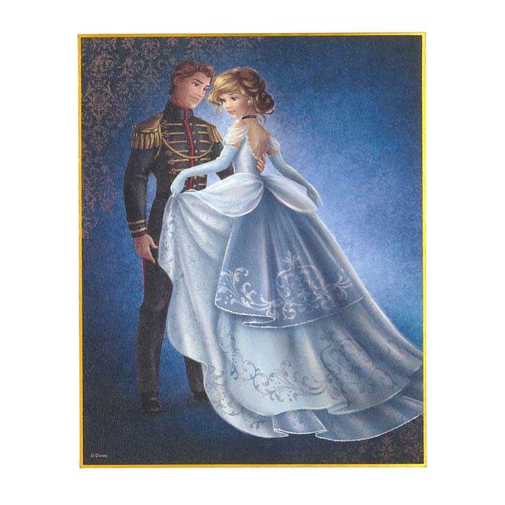 Disney Designer Couple Cinderella
