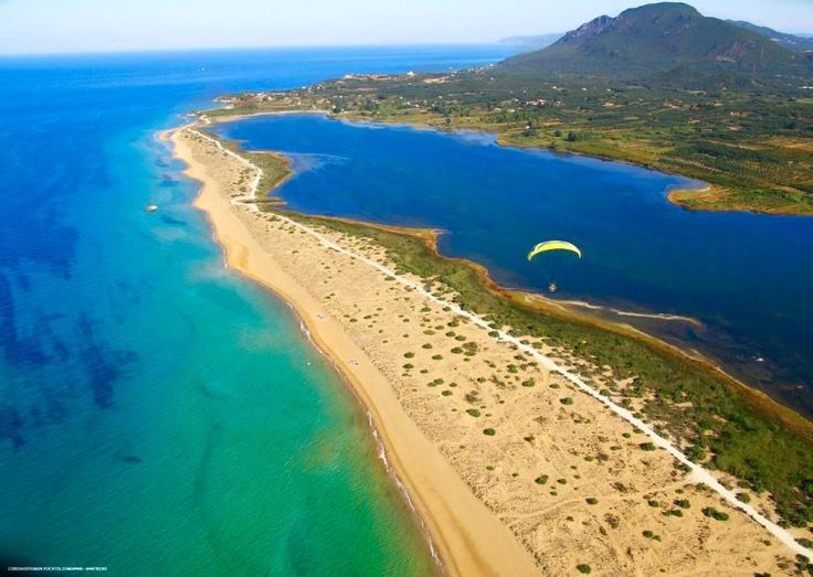 Kerkyra-Corfu island,halikounas beach