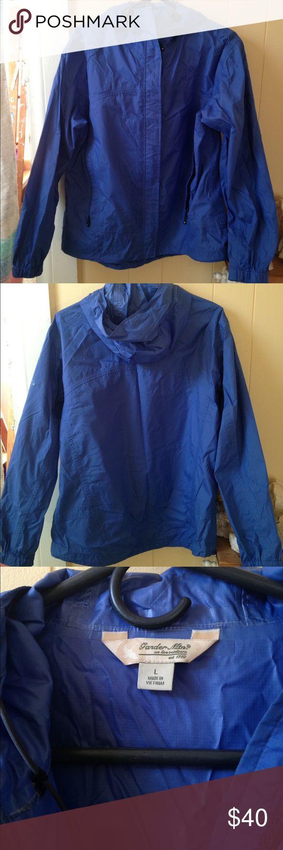 Gander Mountain rain jacket Gander Mountain rain jacket in great condition only worn a few times. Gander Mountain Jackets & Coats Utility Jackets