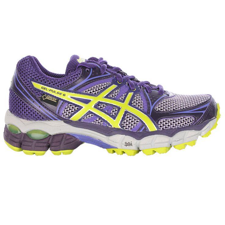 buty do biegania damskie ASICS GEL-PULSE 6 G-TX / T4A9N-3605 | Buty do biegania buty do biegania damskie | Asics | RBASD-0072 / T4A9N-3605 | 249,00 zł | Internetowy sklep fitness fitnesstrening.pl