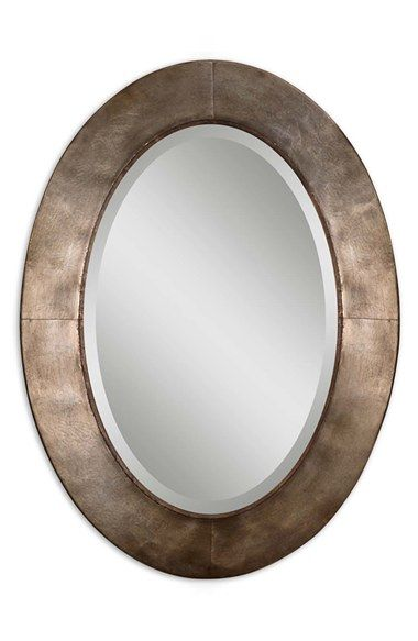 Uttermost 'Kayenta' Antiqued Wall Mirror available at #Nordstrom