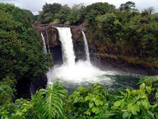 Havajské ostrovy -