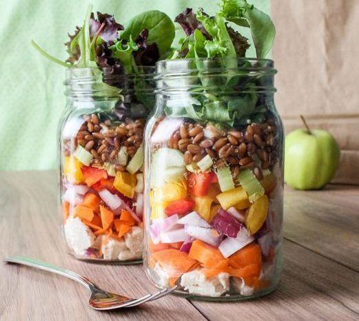 Quer um almoço saudável, prático e económico?