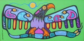 MARK ANTHONY JACOBSON CATALOGUE RAISONNÉ: Thunderbird and the Serpent Legend