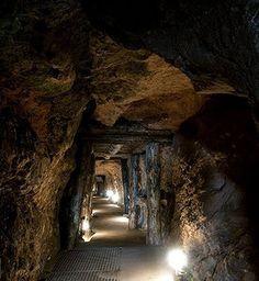 Visitar minas de Belorado, en Burgos