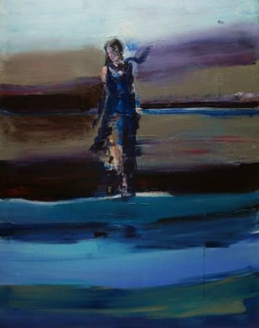 "Saatchi Art Artist OSCAR ALVAREZ; Painting, ""D-4"" #art"