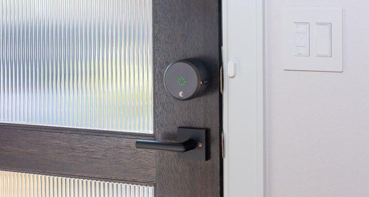 August Smart Lock Pro Review Part 1 Digitized House In 2020 August Smart Lock Smart Door Locks August Home