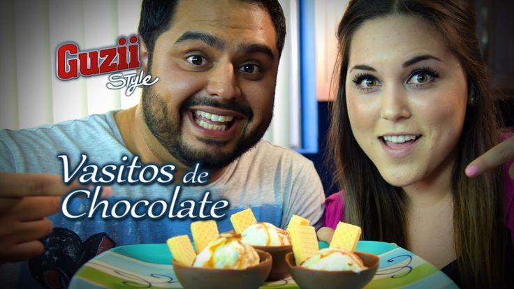 Vasitos de Chocolate - Guzii Style (+lista de reproducción)