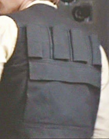 Geek Grrl Crafts: Han Solo Costume: Making the Vest (1)