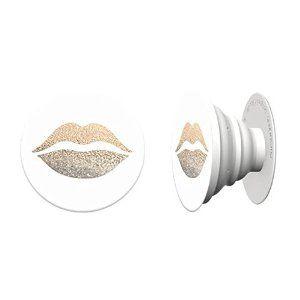 Popsocket Special Edition - Golden Lips: Amazon.co.uk: Electronics