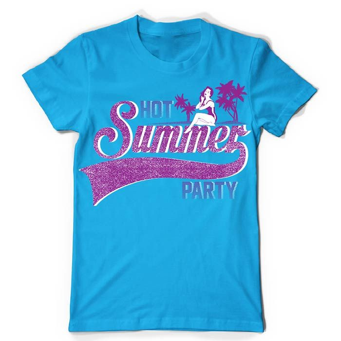 We supply Promotional T Shirts for Summer! A Printed t shirt is a perfect marketing product for your staff and clients during summer months! ORDER NOW