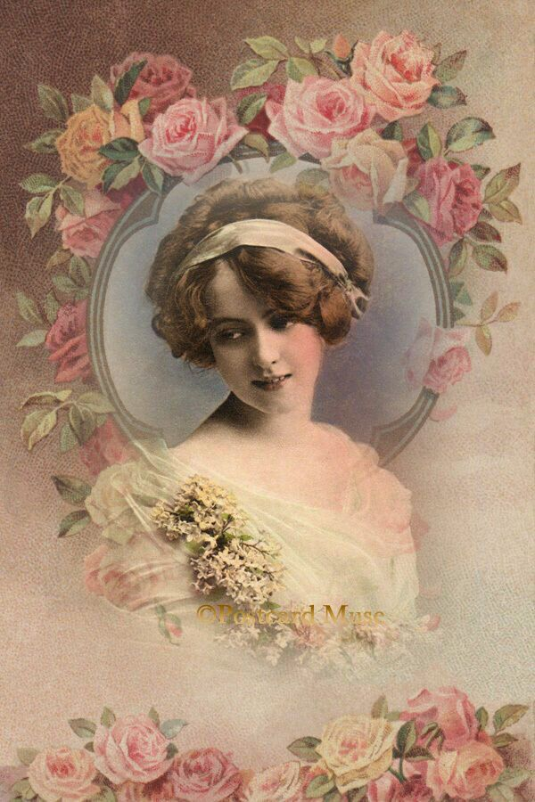 370 best damas images on pinterest vintage images victorian ladies and vintage ladies - Vintage bilder kostenlos ...
