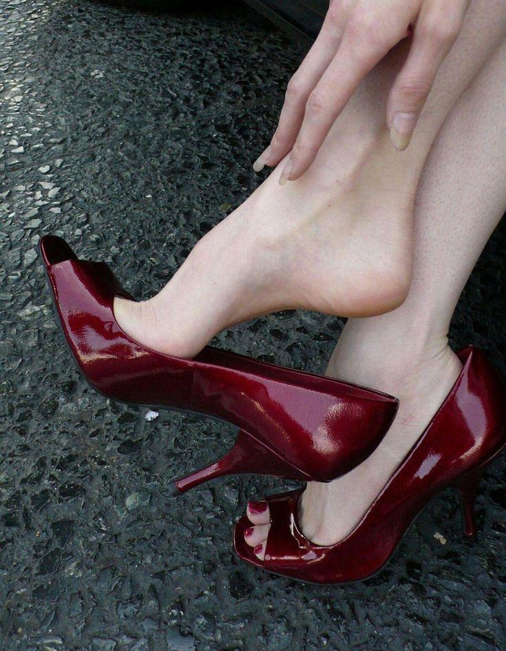 что девушки в фетиш туфлях секс порно фото