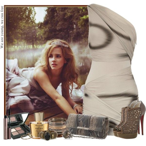 """""""Emma Watson in Vogue Italia"""" by i-loved-you-forever on Polyvore"""