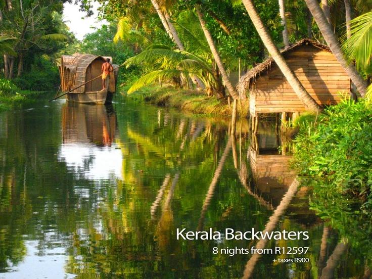 Kerala Backwaters - India    Avoca Travels Easter Special  https://www.facebook.com/photo.php?fbid=412436178845616=pb.369549089800992.-2207520000.1361025199=3