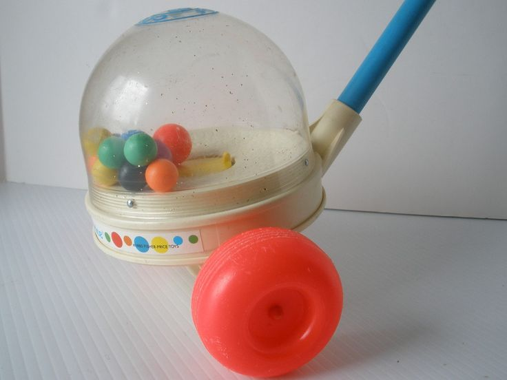 FISHER PRICE CORN POPPER My grandson has today's version of this today.