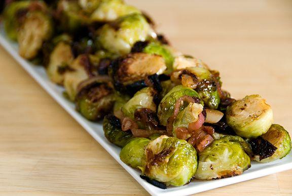 roasted brussel sprouts recipe Gastromomia