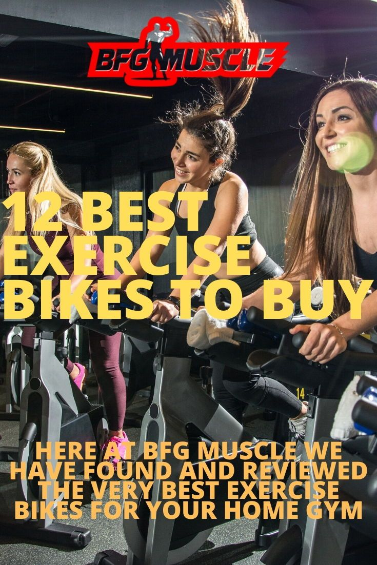 Best Exercise Bikes (Top 12 Bikes and Buying Guide) in 2020 | Best exercise  bike, Gym workout for beginners, Exercise bikes