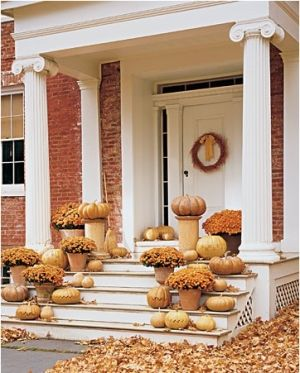 Fall Decor: