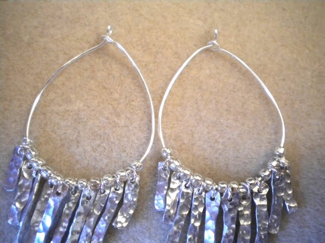 Anthro Knock-Off Earrings