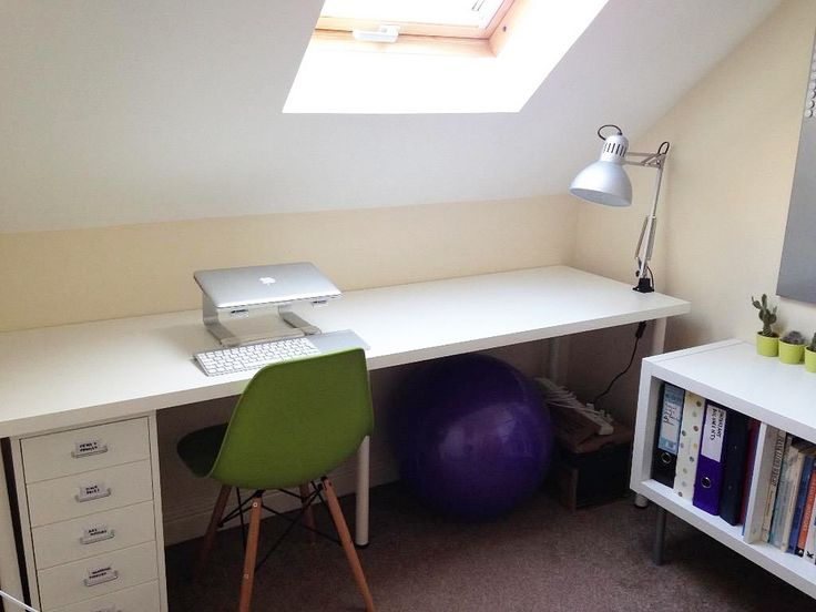 IKEA Desk top LINNMON with ADILS Legs Combinaton
