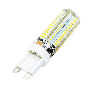 ++G9+Cross+Silicone+Seal+12W+1200lm+6500K/3000k+104+x+SMD+3014+LED+Cool+/Warm+White+Light+Bulb+Lamp+(AC+220V)+–+GBP+£+2.45