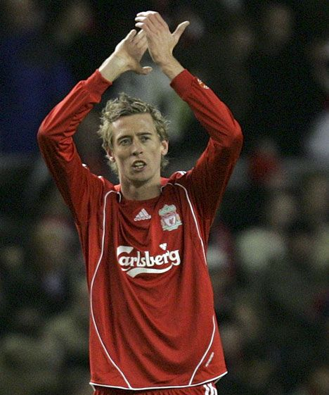 Peter Crouch!