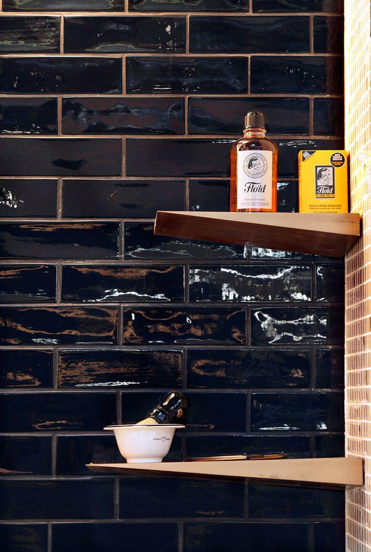 Barber Shop Concept Detail for Durstone Cevisama 2013. Interior Design by VXLAB.