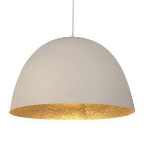 H2O Pendant Lamp - White/Gold