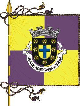 Bandeira de Albergaria-a-Velha