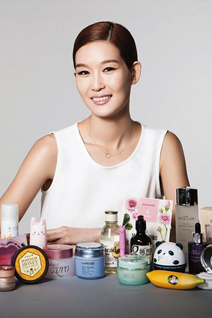 Korean Skincare Vogue Makeup