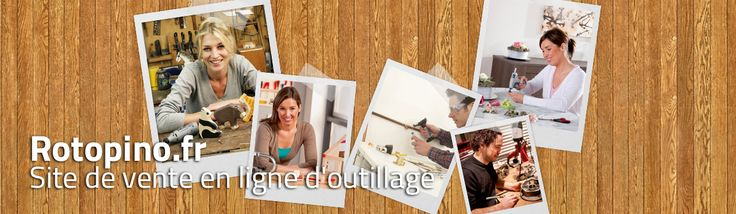 Rotopino.fr - site de vente en ligne d'outillage http://www.rotopino.fr/ #vente #enligne #venteenligne #outillage #rotopino
