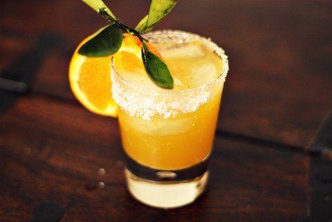 Mandarijn Margarita
