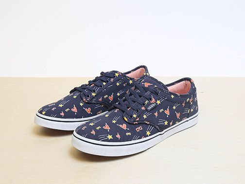 Dandelions Pattern In Floral Style Women Casual Sneakers Flat Sports Fashion Trainers
