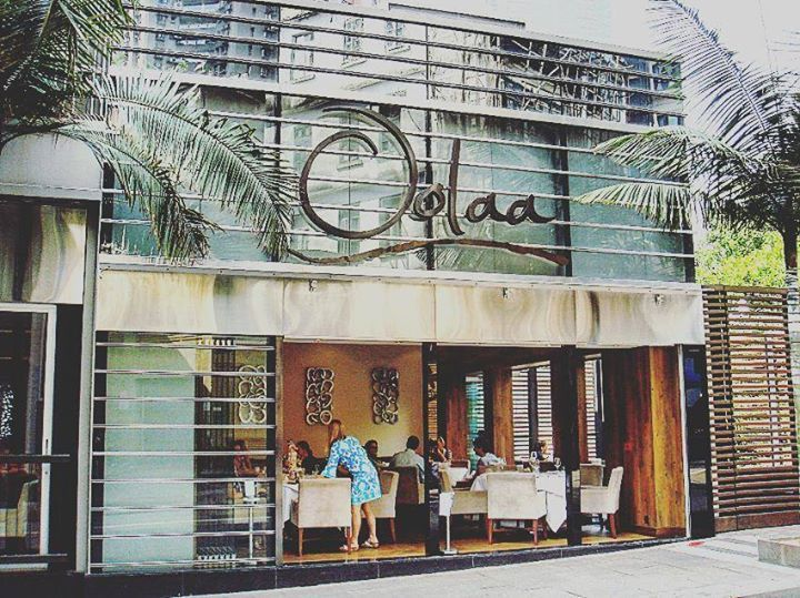 Oolaa Restaurant & Lounge Bar offers very tasty food in a warm atmosphere in Sheung Wan in Hong Kong http://ift.tt/1LaWXKT