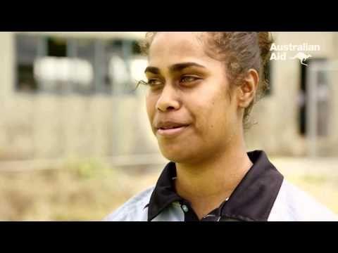 Promoting women's empowerment through sport in Fiji - YouTube