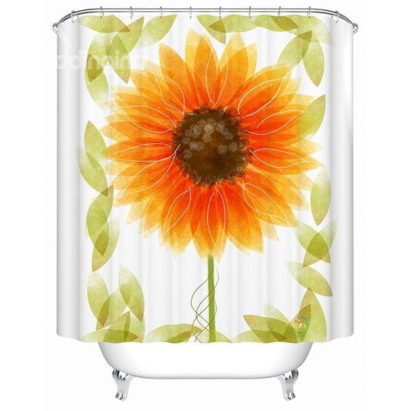 130 best sunflower curtain images on pinterest | sunflowers