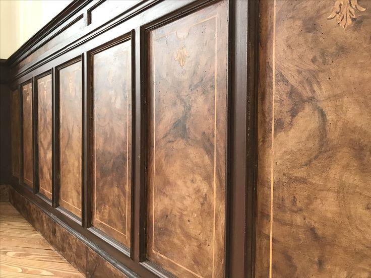 Finta radica finto legno finto intarsio