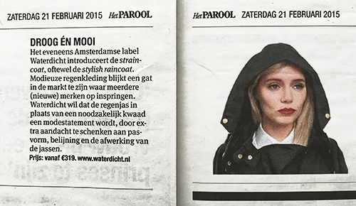 WATERDICHT Amsterdam - HET PAROOL 21 februari 2015