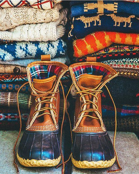 Duck boots may not seem like a style must have — they're all-purpose, rubber-soled, and more function than high fashion — but still, popular purveyor L.L.