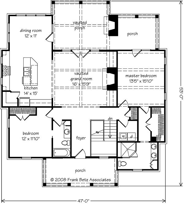 353 best images about house plans on pinterest house for 5 bedroom house plans with basement