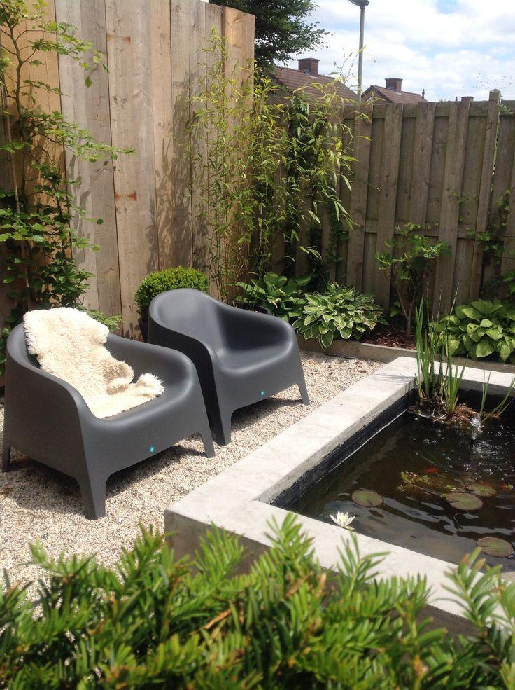 69 beste afbeeldingen over tuinidee n op pinterest tuinen achtertuinen en terrasplanken - Terras schuilplaats ...