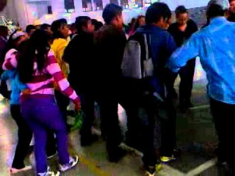 Danza  indigena uitoto  Universidad Nacional