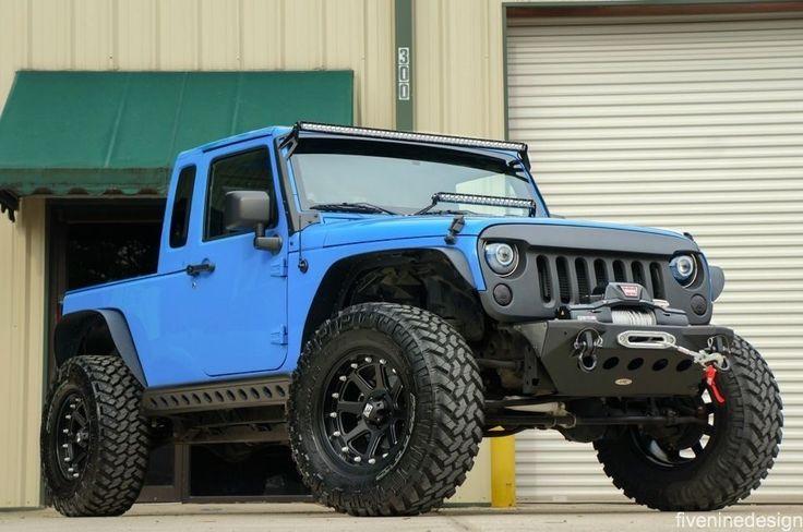 Jeep Wrangler JK8 Fiveninedesign | eBay