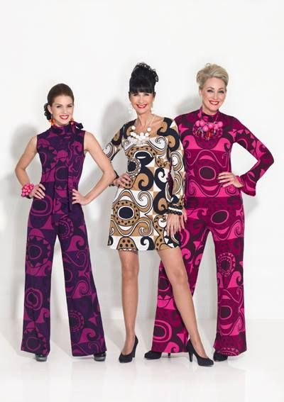 The swinging 60's are here again! | Nanso | nansoshop.com