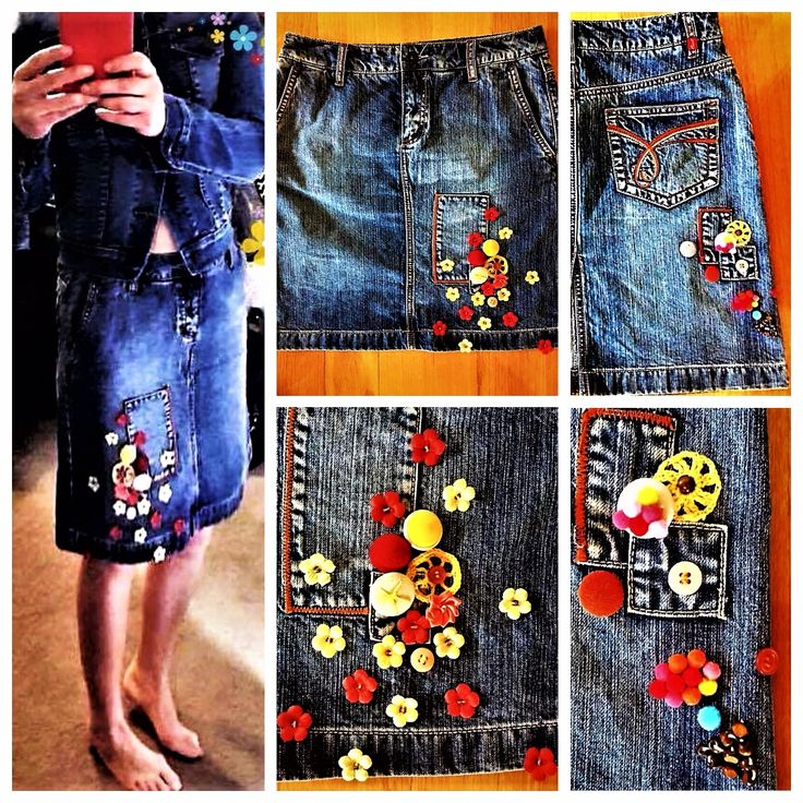 ESPRIT SKIRT RE-DESIGNED AND CURATED FOR THE 'EARTH PROJECT' -- RECYCLE AND CREATE BEAUTY